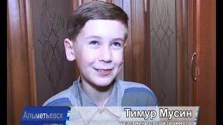 Тимур Мусин из Альметьевска рассказал, какие чувства испытывал на проекте «Голос. Дети»
