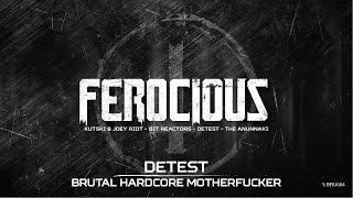 Detest - Brutal hardcore motherfucker (Brutale - BRU 004)