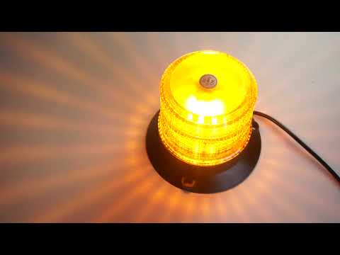 Gyrophare LEDS Orange