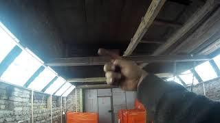 Окрасочная камера в гараже своими руками ч.1