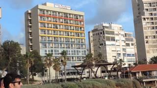 Израиль --Нетания -- Панорама городского пляжа(Домашнее видео -- День 4-ый -- 15 мая 2013 г. Израиль --Нетания -- Панорама городского пляжа - 2013.05.15 wed -1110 ישראל  ..., 2013-06-19T18:51:42.000Z)