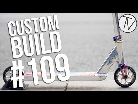 Custom Build #109 (ft. Jake Angeles) │ The Vault Pro Scooters
