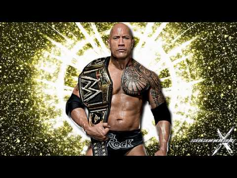 WWE: Electrifying ► The Rock 24th Theme Song