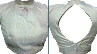 pattern blouse Cutting and Stitching / Vanshika fashion