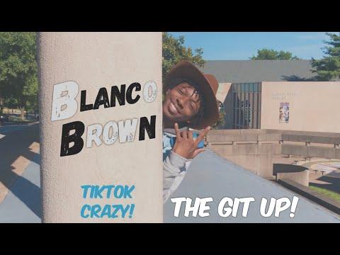 Blanco Brown - The Git Up (Cowboy Boogie) DANCE VIDEO! @YvngHomie