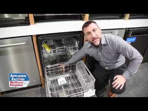 Appliance Factory Reviews: The Most Reliable Dishwasher Brand Bosch #SHEM63W55N