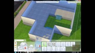 Los Sims 4 - Como construir plataformas interiores