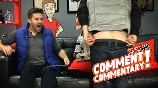 Just Got Back From Kim K's Butthole on COMMENT COMMENTARY 145