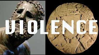 Episode 4: Violence (seated Boxer & Coyolxauhqui Stone)