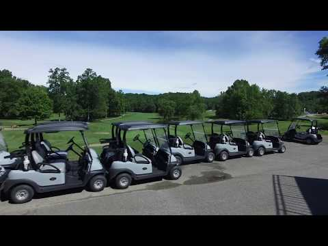 Salt Creek Golf Resort in Nashville Indiana