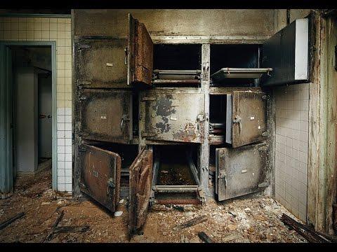 Urban Exploration Creepy Abandoned Morgue Kings Park
