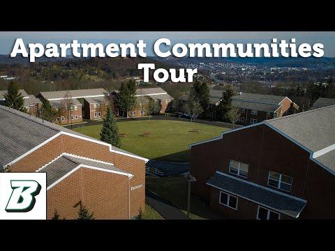 Campus Tour - Apartment Communities