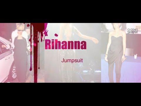 Rihanna Jumpsuit Get The Look