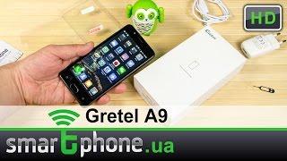 Gretel A9 - Обзор. Смартфон с 2 ГБ ОЗУ и металле за $69.99