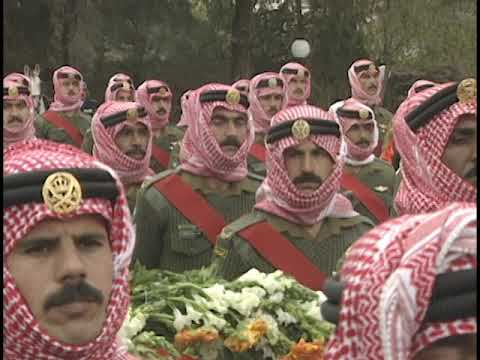 Events Re: Funeral of King Hussein (1999)