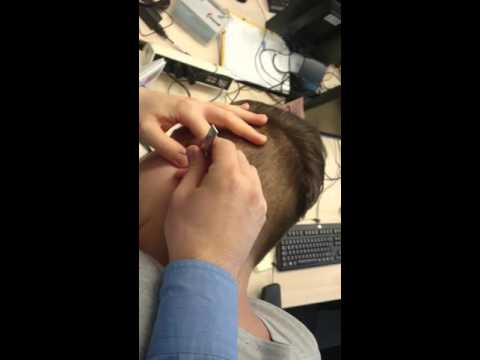 Removing silicone ear plugs
