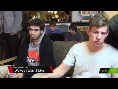 SUU3 - Wolves | Wusi (Fox) Vs. Like (Kirby) - Pools - Smash 4 Singles