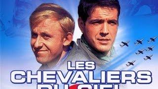 Serie Les Chevaliers Du Ciel 1967 Episode 10/13 saison 1 avec Christian Marin et Jacques Santi