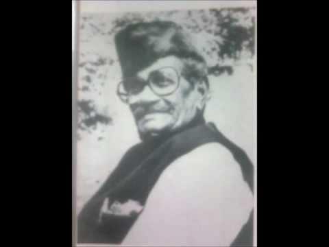 Ustad Nissar Hussain Khan Saheb - Raag Jaijaiwanti