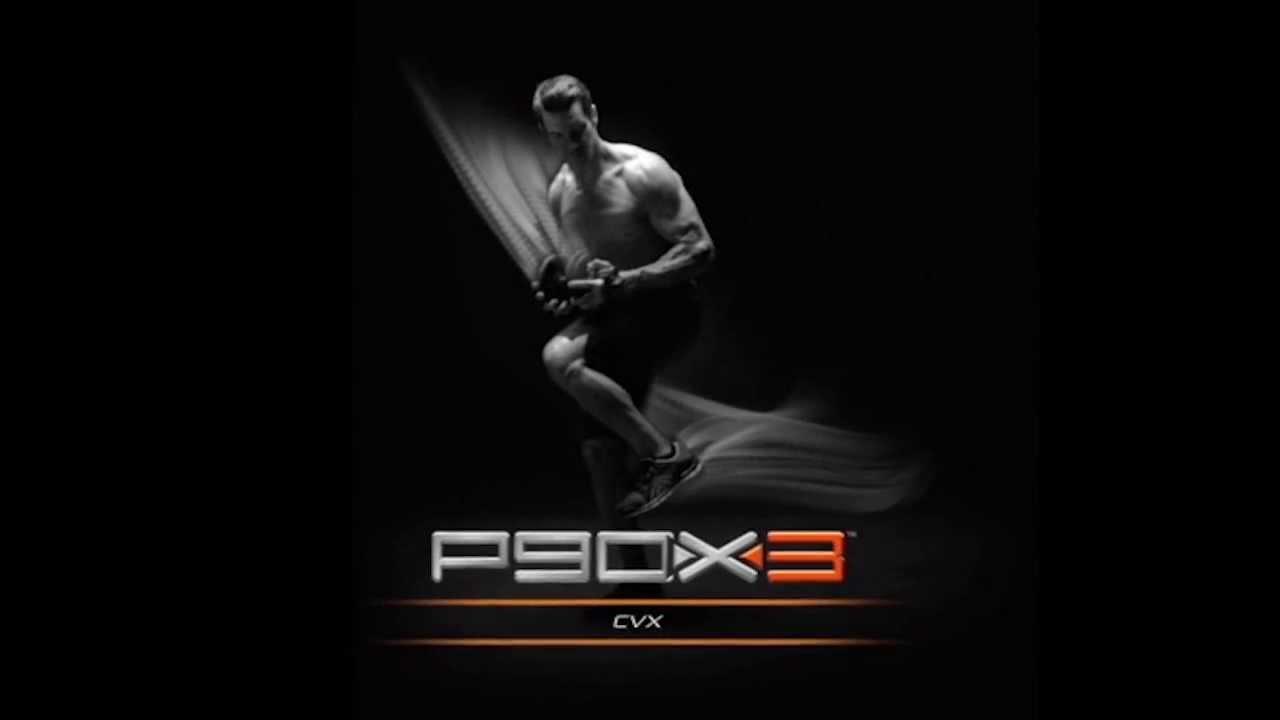 P90X3 - X-Gains