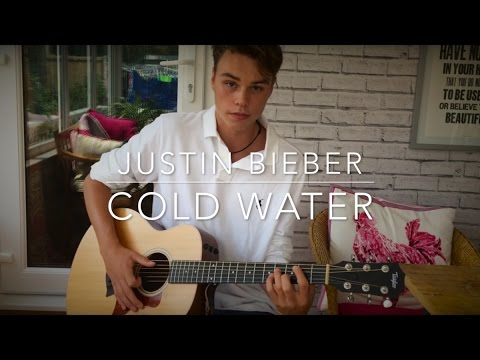 Major Lazer - Cold Water (feat. Justin Bieber & MØ) - Cover (Lyrics and Chords) Official Video