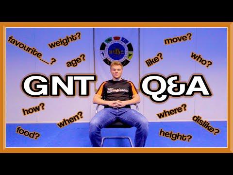 Personal Q&A | Ginger Ninja Trickster