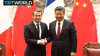 Money Talks: French President Macron pays three-day visit to China