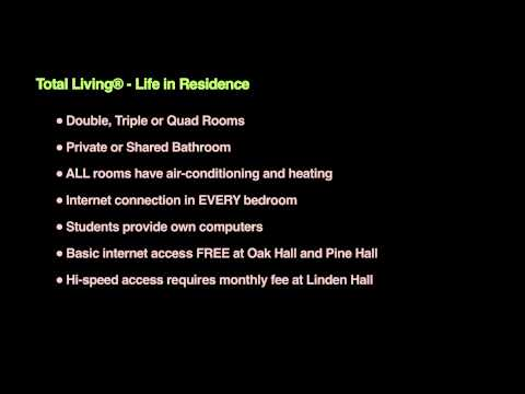 Total Living - Life in Residence