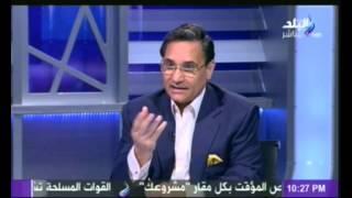 بالفيديو.. عبد الرحيم علي يهاجم الغزالي حرب بسبب شروط التصالح مع أحمد موسى