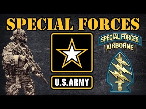 How to join the Army Special Forces