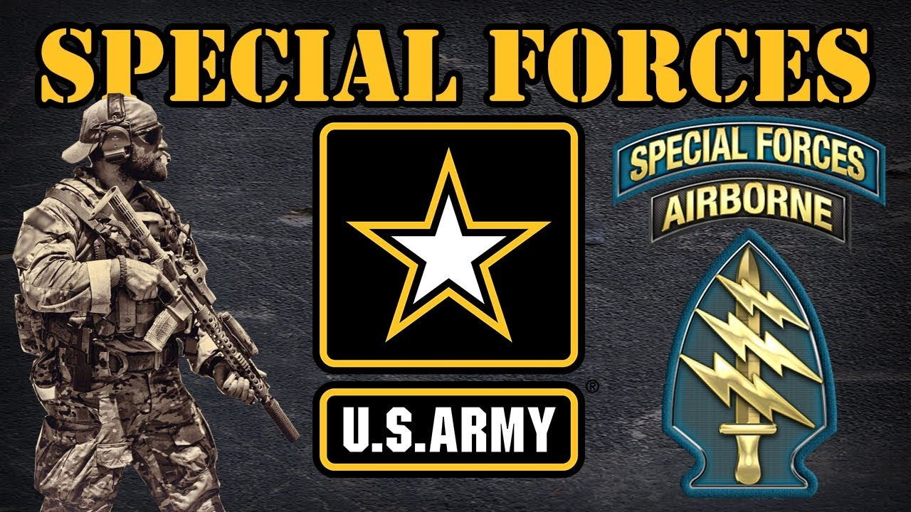 Requirements us army special forces Energy requirements