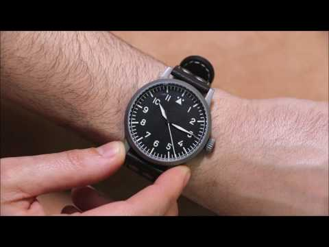 Laco Pilot Watches Original Saarbrucken Review | aBlogtoWatch