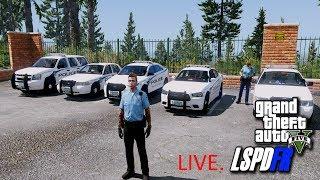 GTA5 LSPDFR Day-143 (LiveStream) (Paleto Bay Patrol)