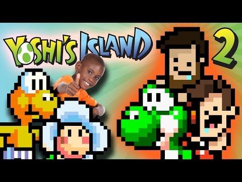 Yoshi's Island - EP 2: Brown Town | SuperMega