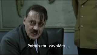 Hitler zjistil že prezidentem se stal Miloš Zeman