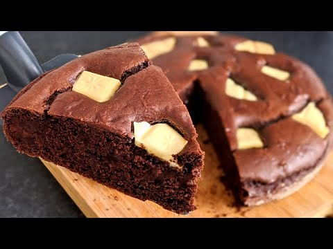 comment-faire-un-gâteau-au-chocolat-moelleux-et-sans-beurre-/-recette-facile
