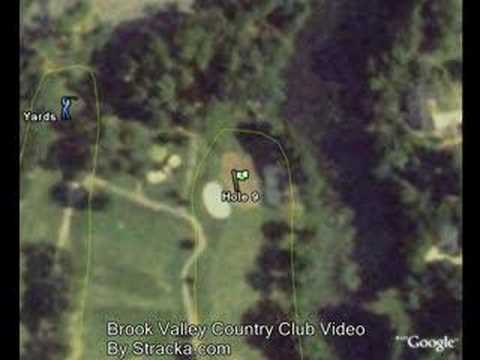 """Brook Valley Country Club, Inc "" Flyover Tour"