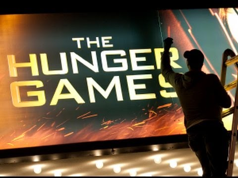 'Hunger Games' Competition Show Coming to TV