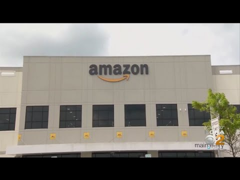 New Amazon Fulfillment Center Brings Jobs To Pittsburgh Area