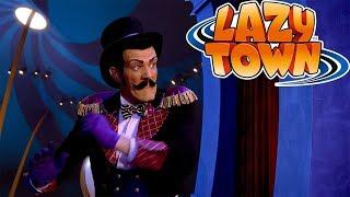 Lazy Town Deutsch  Zeit um die Show zu starten  Ganze Folgen Kindersendungen