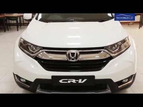 All new Honda CRV - Walk Around & Overview