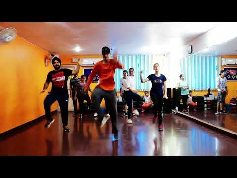 DESPA-SUIT-O GURU RANDHAWA |DJ FRENZY | NOOR JEHAN |choreography by DANCING SOUL ACADEMY