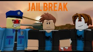 THE ESCAPE (Roblox Jailbreak Animation)