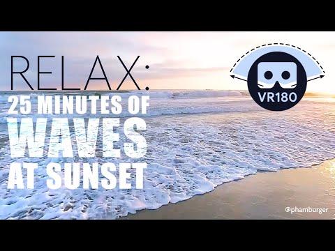 VR 180° Ocean