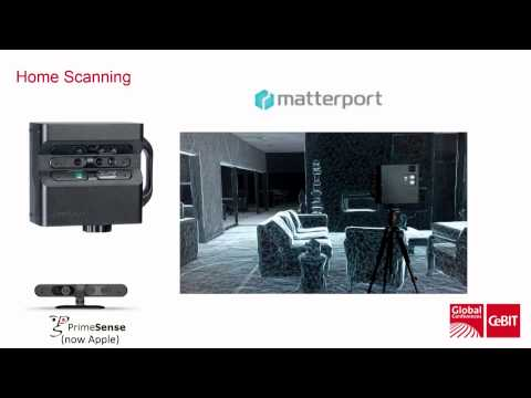 "Marc Pollefeys: ""Mobile 3D scanning and applications"""