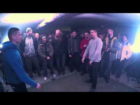 Rap Skillz - Rap Battle - Sokol VS VeB
