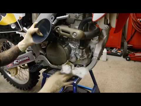 How To Change Your Oil And Filter On Crf250r Dirtbike With. How To Change Your Oil And Filter On Crf250r Dirtbike With Jacqueline Carrizosa. Honda. Honda Crf 250 Engine Diagram At Scoala.co