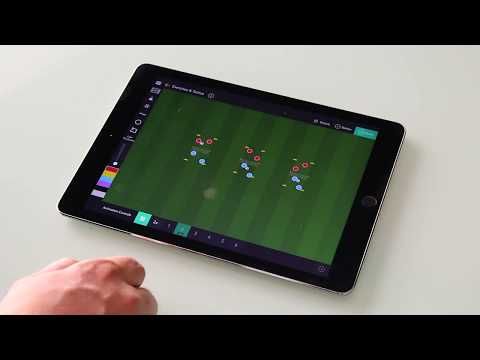 Tactical Soccer IPad And Android Preview