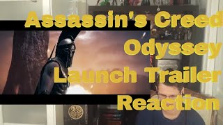 Assassin's Creed: Odyssey Launch Trailer Reaction