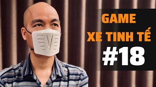 [Game Xe Tinh Tế] #18: Up hình mang khẩu trang nhận balo GIVI 2 triệu đồng